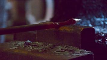 Power hammering
